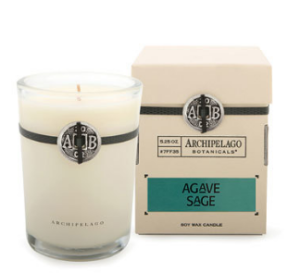 Agave Sage Soy Candle