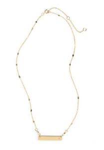 Special Coordinates Necklace